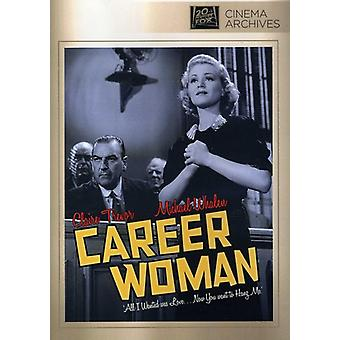 Career Woman [DVD] USA import