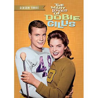 Many Loves of Dobie Gillis: Season Three [DVD] USA import