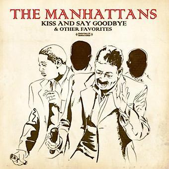 Manhattans - pocałunek & pożegnać & inne Ulubione [CD] USA import