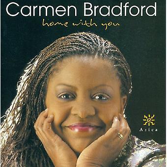 Bradford/Berg - hjem med dig [CD] USA Importer