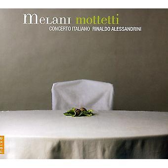 A. Melani - Alessandro Melani: Mottetti [CD] USA import