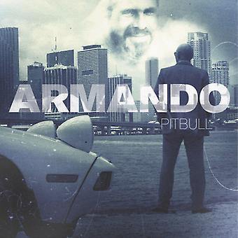 Pitbull - Armando [CD] USA importerer