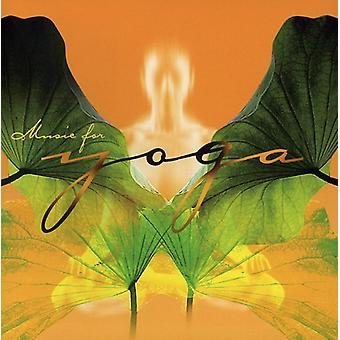 Musik for Yoga - musik for Yoga [CD] USA importerer