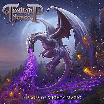 Twilight kraft - helte af mægtige magi [CD] USA import