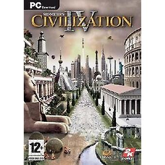 Civilization IV (4) (PC DVD) (used)