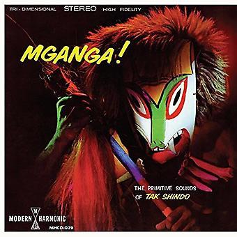 Tak Shindo - importación de Estados Unidos Mganga [CD]