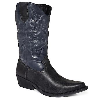 Rampage kvinders Wellington Boot
