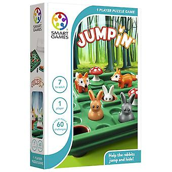 Smart Games Jump In (Toys , Boardgames , Logic And Ingenuity)