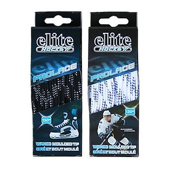 Elite/blue sport laces standard (per pair)
