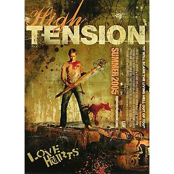 High Tension Movie Poster (11 x 17)