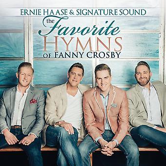 Ernie Haase & signatur lyd - yndlings salmer af Fanny Crosby [CD] USA import