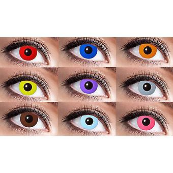 Uni contact lens