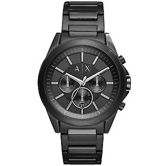 Armani Exchange Mænds Chronograph Watch AX2601