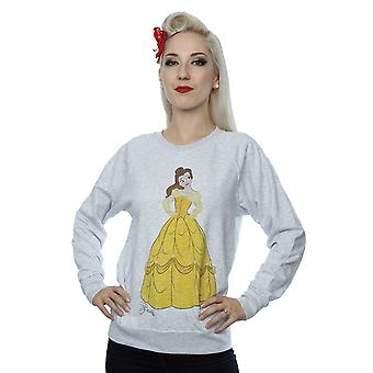 Disney Princess Women's Classic Belle Sweatshirt