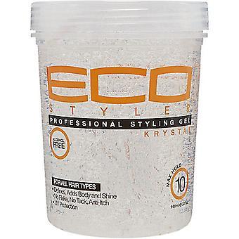 Eco Styler Krystal Styling Gel 32oz