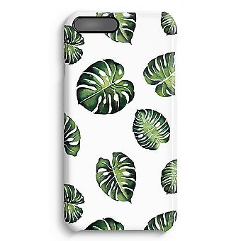iPhone 7 Blätter Plus Full Print-Fall - Tropical