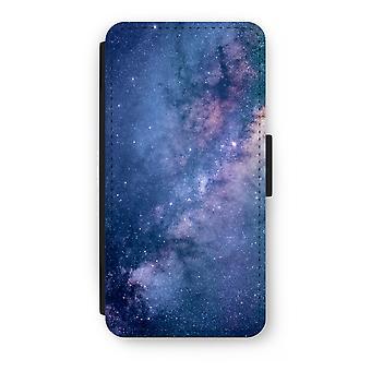 iPhone 7 Plus estuche Flip - nebulosa