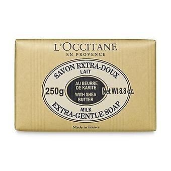 L Occitane Milk Shea Butter Extra Gentle Soap