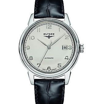 Elysee mens watch of classic vintage master automatic 80545