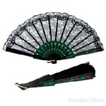 Lace Fiesta Fan