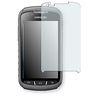 Samsung S7710 Galaxy Xcover 2 screen protector - Golebo crystal clear protection film