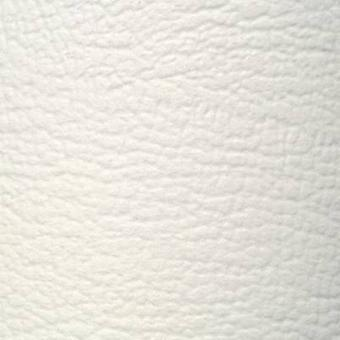 Faux leather White (L x W) 1400 mm x 750 mm Sinuslive 1 pc(s)