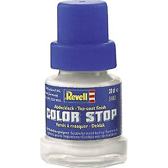 Protective finishing coat Revell Glass container Content 30 ml