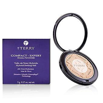 Av Terry kompakt Expert Dual pulver - # 4 Beige naken - 5g/0,17 oz