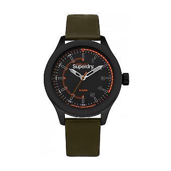 SUPERDRY - wrist watch - men - SYG231NB - REBEL CHALLENGER