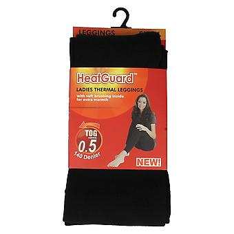 Damer Heatguard termiske Leggings 140 Denier stil - SK134
