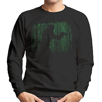 Originele Stormtrooper Matrix silhouet mannen Sweatshirt