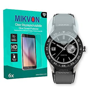 Tag Heuer Connected Modular 45 Screen Protector - Mikvon Clear (Retail Package with accessories)