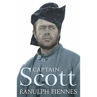 Kapten Scott av Ranulph Fiennes - 9780340826997 bok