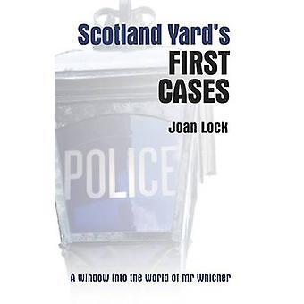 Primeros casos de Scotland Yard por Joan cerradura - libro 9780709091257