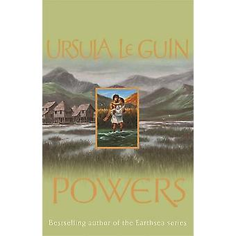 Powers by Ursula K. Le Guin - 9781842556313 Book