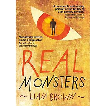Real Monsters by Liam Brown - 9781910394564 Book
