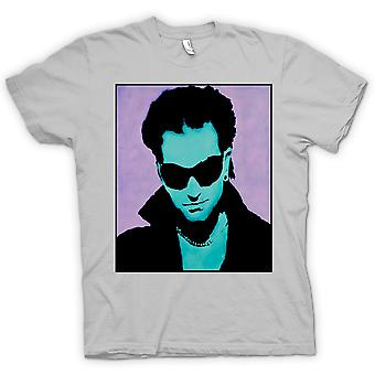 Kids T-shirt - U2 - Bono - Pop Art