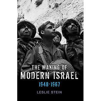 Inngåelse av moderne Israel: 1948-1967