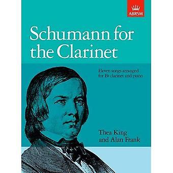Schumann for the Clarinet