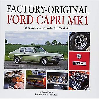 Factory-Original Ford Capri�Mk1 (Factory-Original)