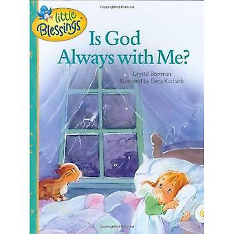 Is God Always with Me? (Little Blessings (Tyndale))