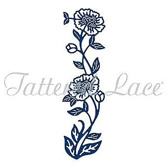 Tattered Lace FLORAL BORDER Die - D808