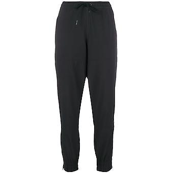 Adidas By Stella Mccartney Black Nylon Joggers