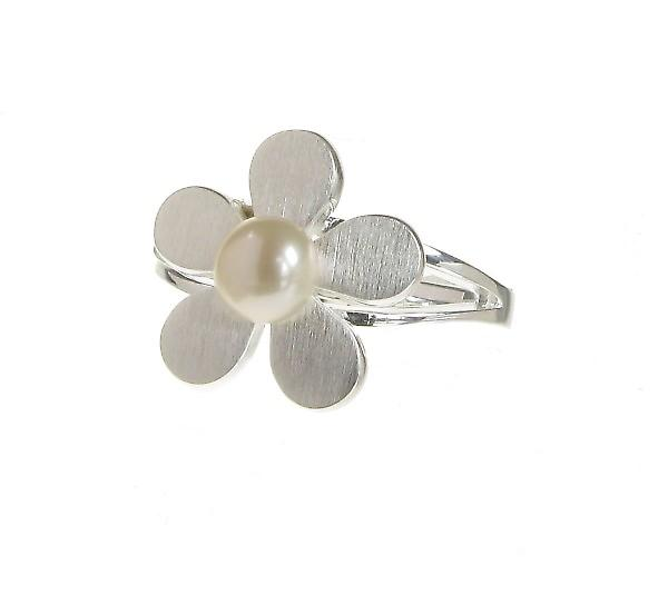 Cavendish French Lazy Daisy Silver Ring