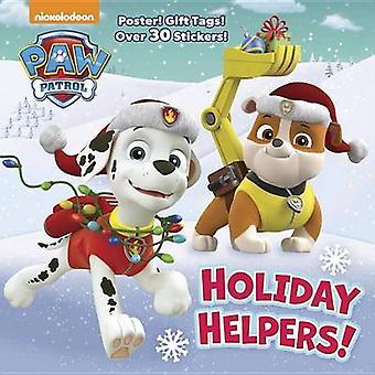Holiday Helpers! (Paw Patrol) by Random House - Random House - 978039