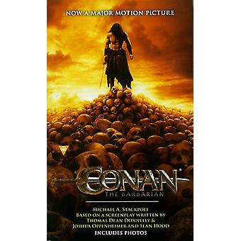 Conan the Barbarian by Michael A. Stackpole - 9780425242063 Book