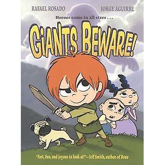 Giants Beware! by Jorge Aguirre - Rafael Rosado - 9780606372978 Book