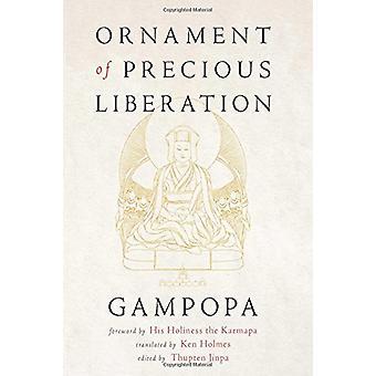 Ornament of Precious Liberation by Gampopa - Ken Holmes - 97816142941