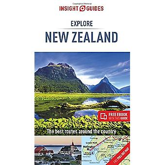 Insight Guides Explore New Zealand - 9781786717481 Book