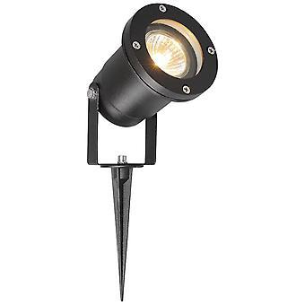 Glasberg - Black extérieur Led Spotlight sur Spike 808040201